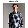 Massimo Dutti 00197147400 男士休闲衬衣