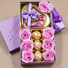 创意巧克力520礼物套装