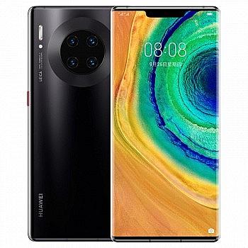 HUAWEI 华为 Mate 30 Pro 5G版 智能手机 8GB+256GB 亮黑色