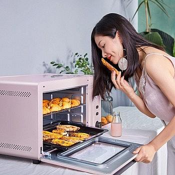 14点开始:ACA 北美电器 ATO-E43A 电烤箱 40L