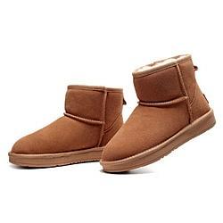 双11预售:OZLAMB UGG 女士短款雪地靴