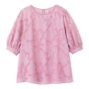 天猫GU 极优 女式提花衬衫