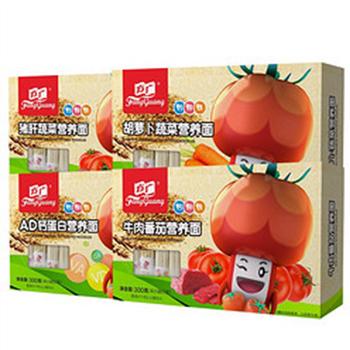 天猫 FangGuang 方广 儿童营养面 300g*4盒